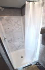 10 Station Portable Shower Trailer | Classic Series - Updated Private Shower Stall