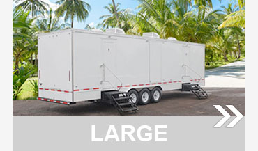 Large Portable Restrooms for Rent