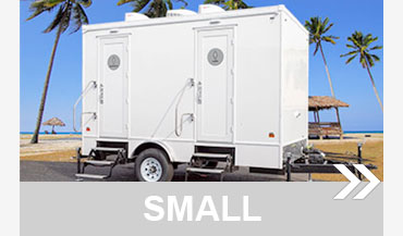 Small Portable Bathrooms for Rent