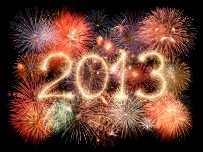2013...The Best Yet