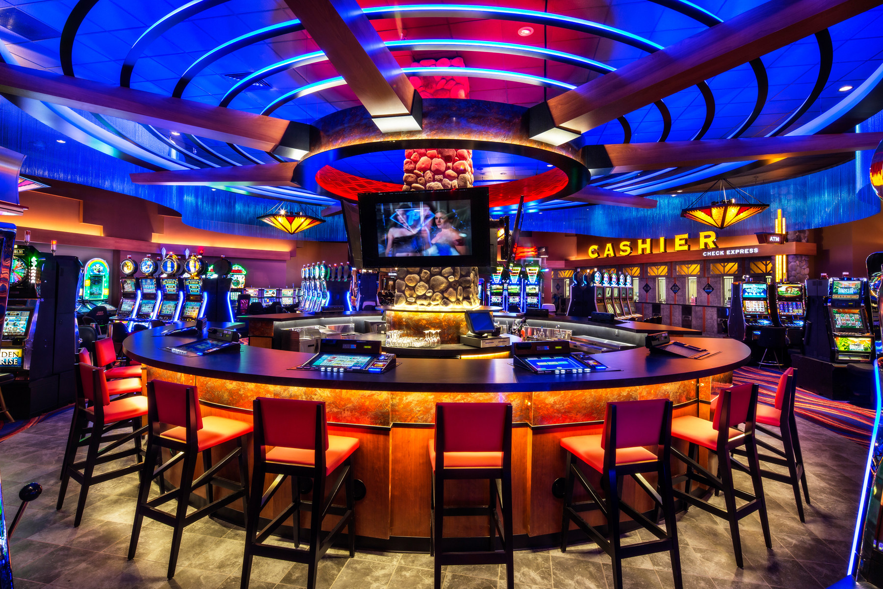 ADA Restroom Trailers for Little Creek Casino Resort