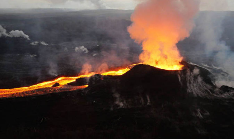 Portable Shower Trailers Aid in Hawaii Volcano Disaster Relief