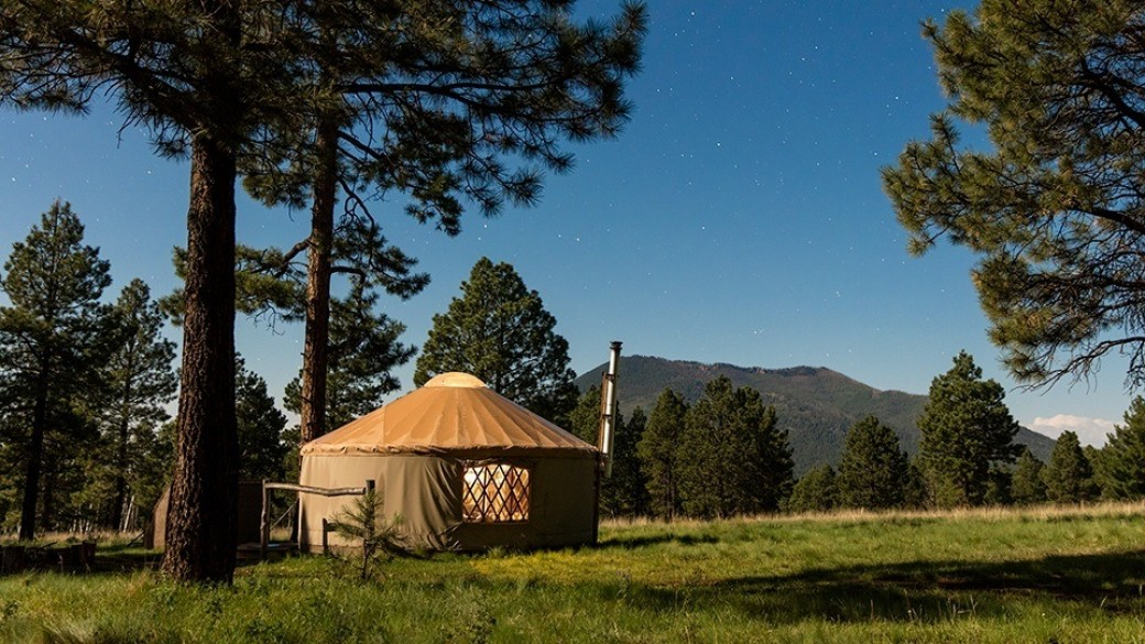 ADA Shower Trailer for the Arizona Nordic Village