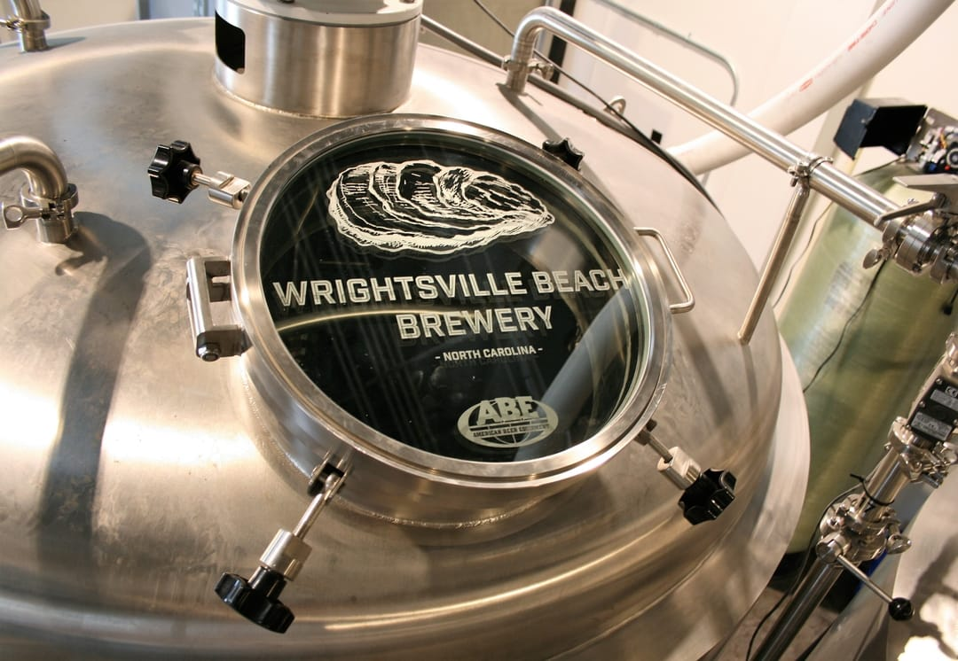 Restroom Trailers for Wrightsville Beach Brewery