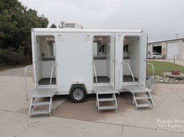Pre-Owned Restroom Trailers