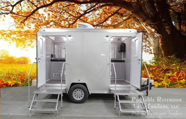 Available Now: 5 Used Portable Restrooms for Every Budget