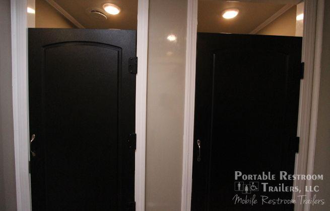 portable bathroom rental for Katy Loxton