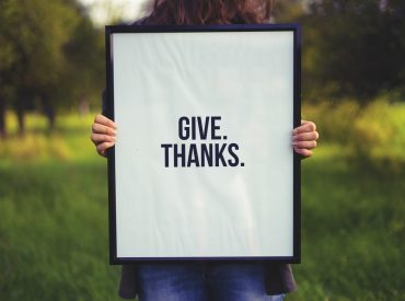 Thankful at portable restroom trailers