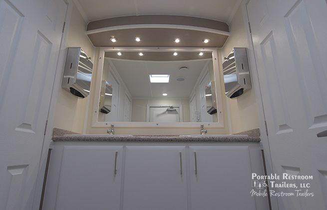 portable restroom rental for MS State