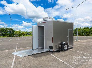 ADA restroom trailers