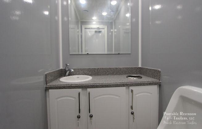 affordable restroom trailers