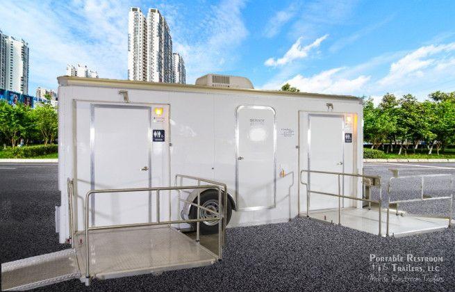 ADA portable bathrooms