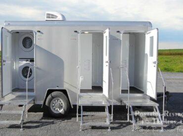 specialty portable bathrooms