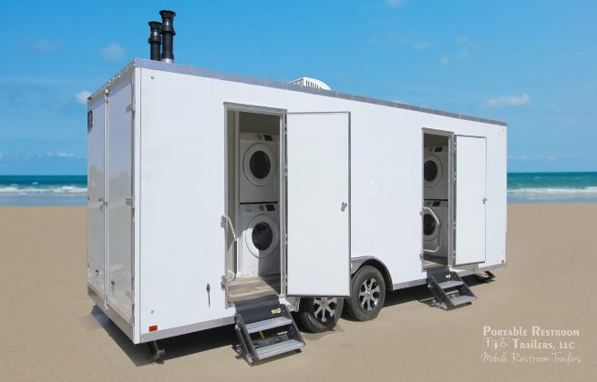 laundry trailers