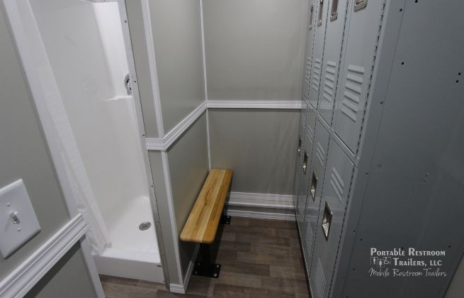 shower trailer rentals with lockers
